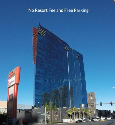 Suites at Elara Las Vegas Strip