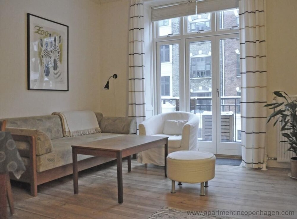 1 bedroom apt Christianshavn 510 1