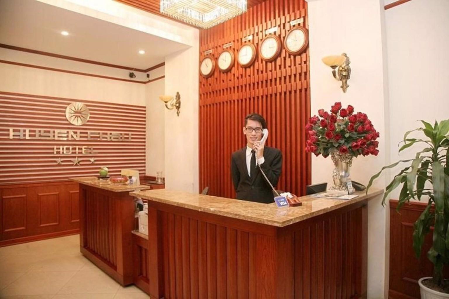 Gallery image of Huyen Chau Hotel