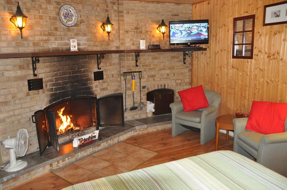 Gallery image of Hotel Motel Le Boise du lac