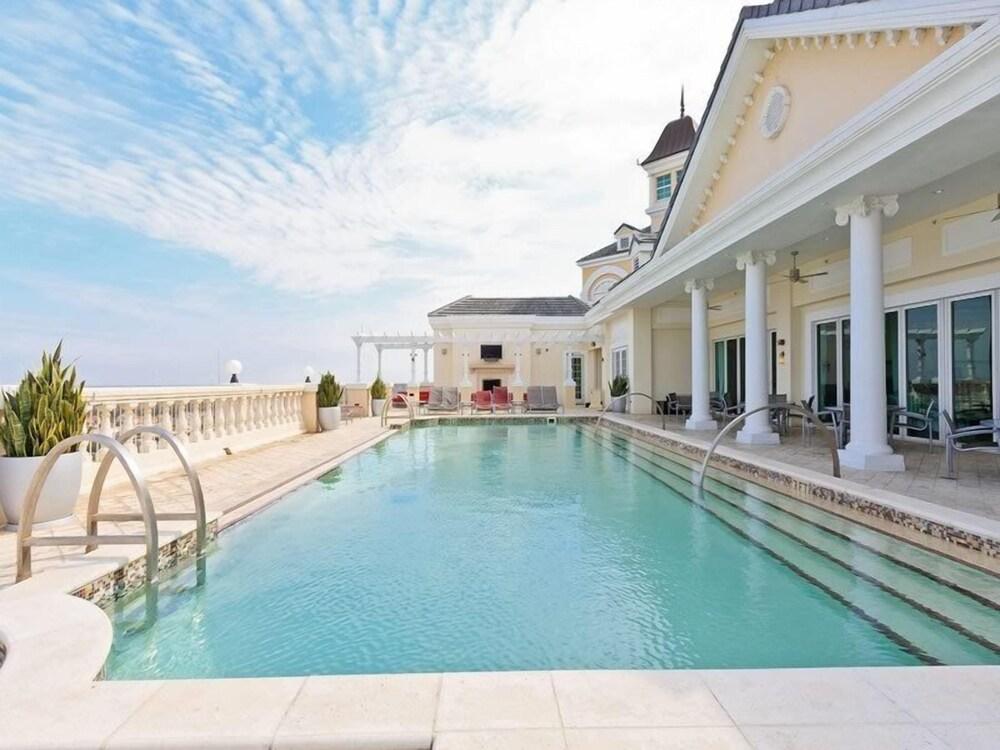Villa W148 With Wonderful Covered Lanai