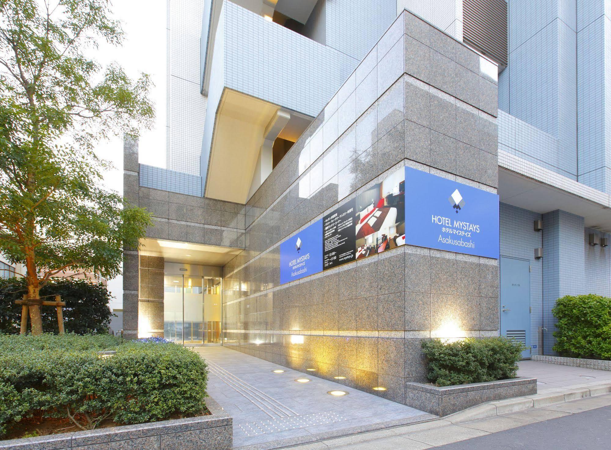 Hotel Mystays Asakusa Bashi