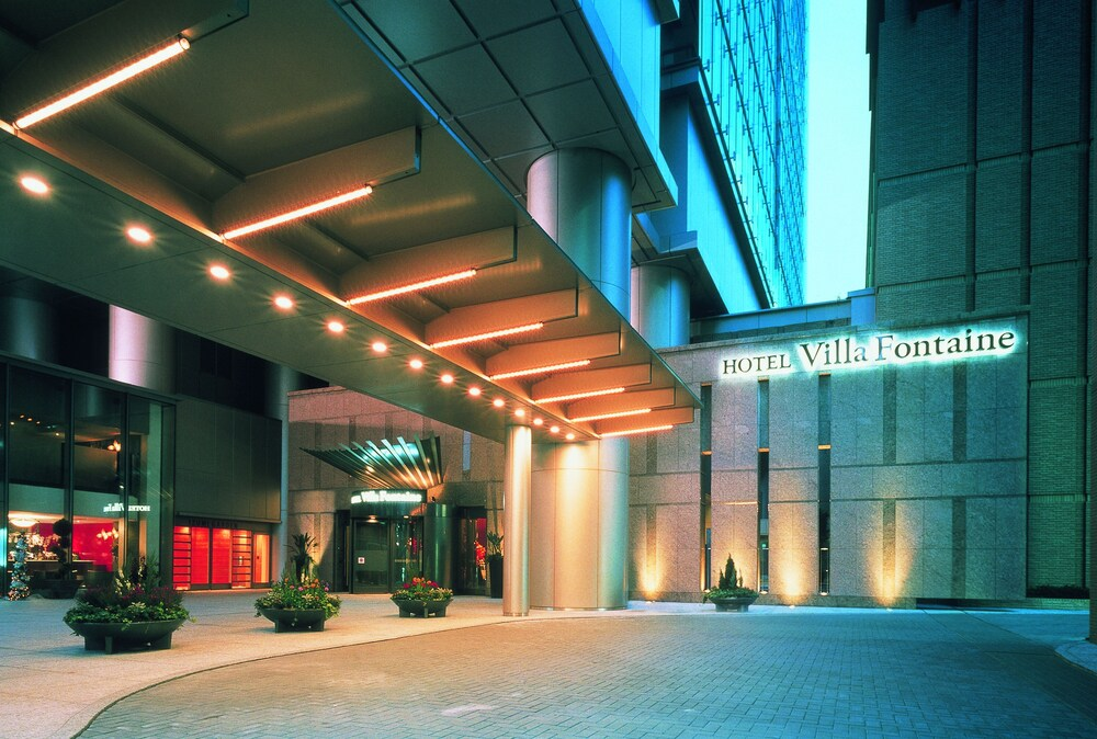 Hotel Villa Fontaine Grand Tokyo Roppongi