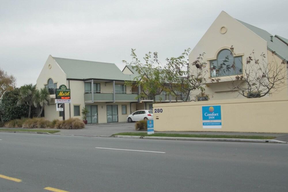 Comfort Inn Riccarton