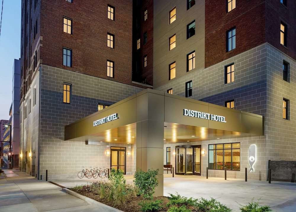 Distrikt Hotel Pittsburgh Curio Collection by Hilton