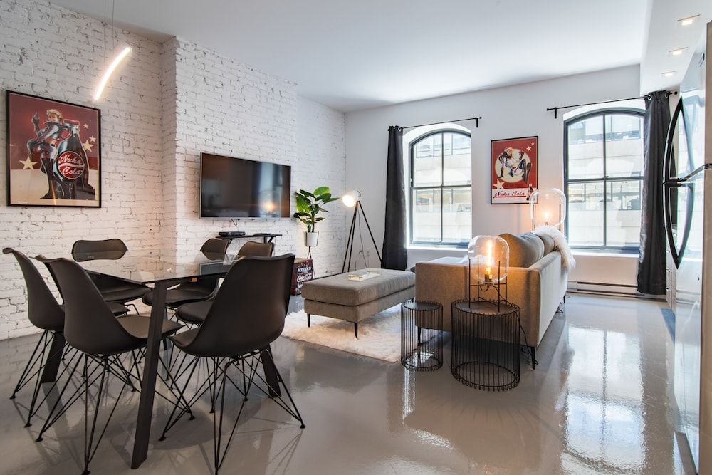 Boutique Lofts in Old Port by Nuage