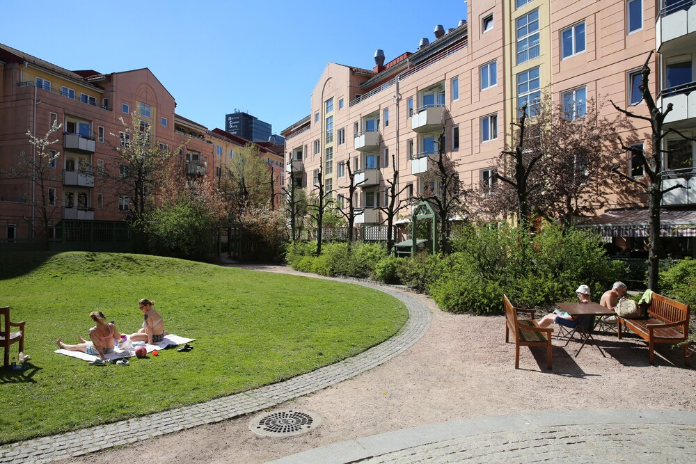 Apartment P1 Oslo City