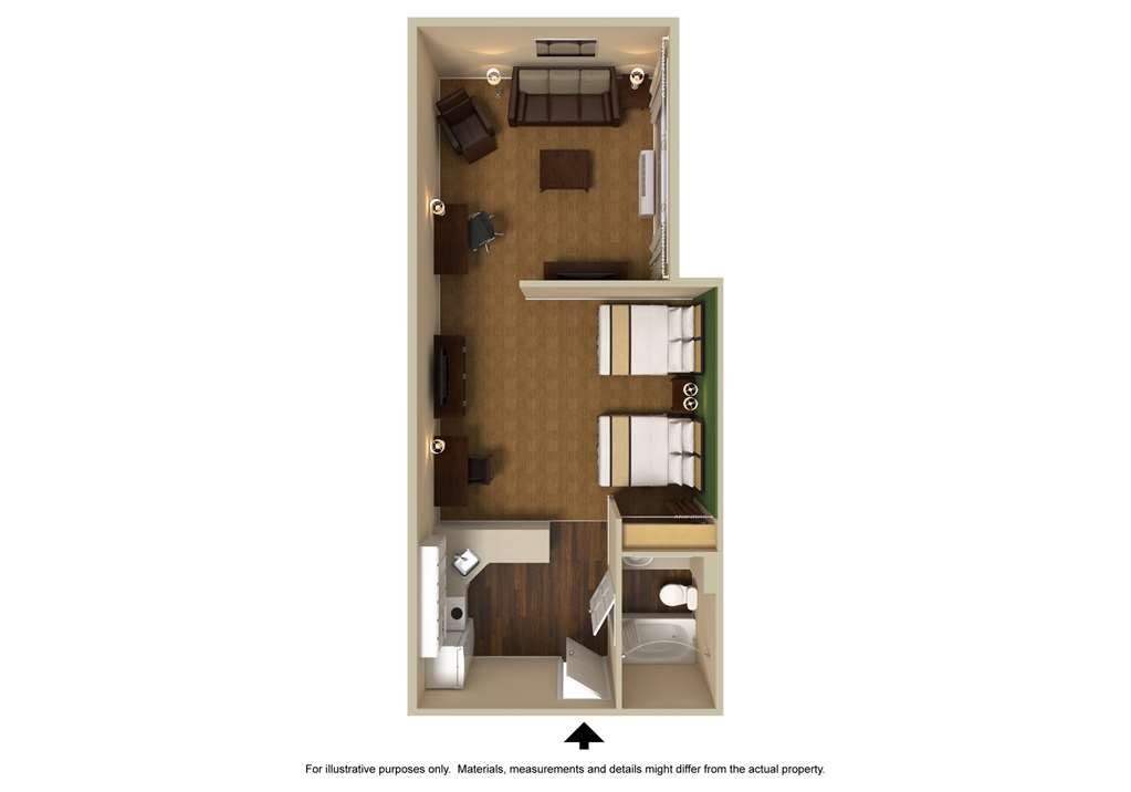 Gallery image of Extended Stay America Salt Lake City West Valley Center