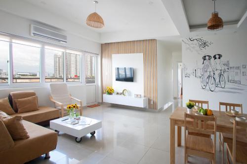 Le Soleil Vietnam Charm Apartment District 7