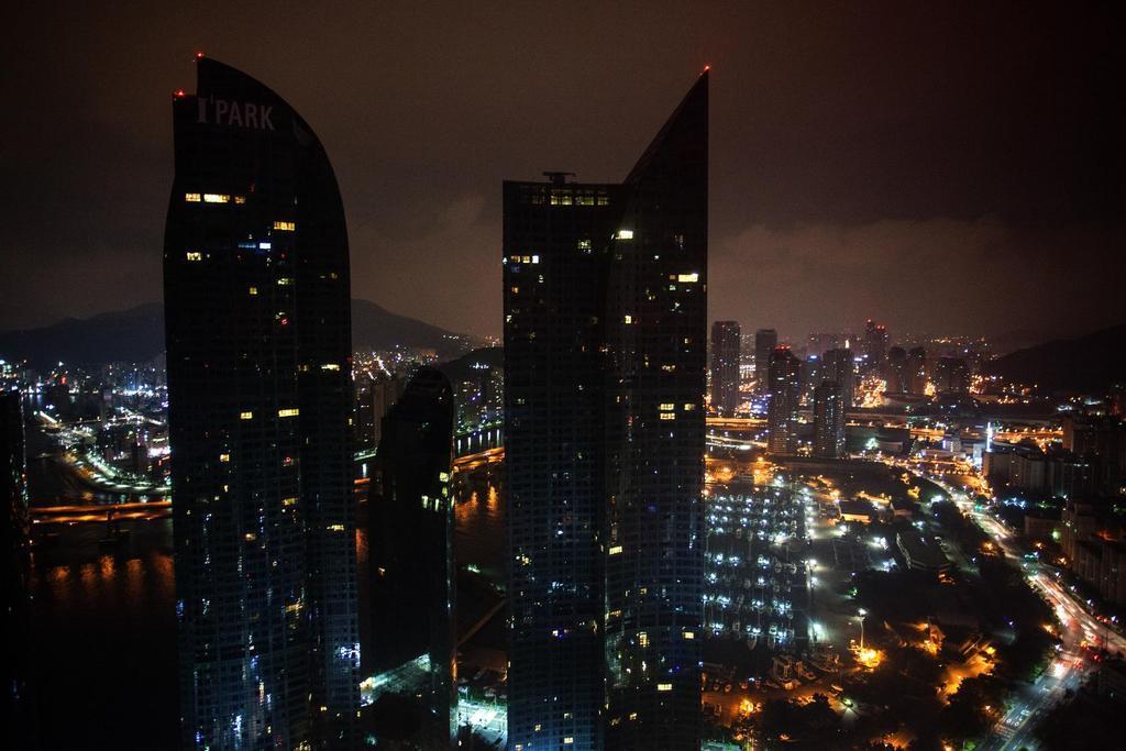Busan Ocean Penthouse