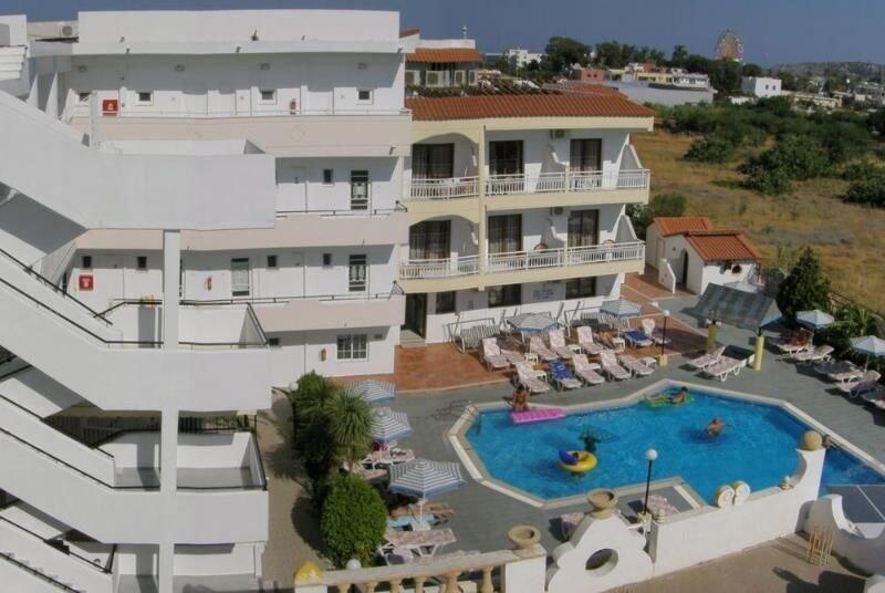 Gallery image of Grecian Fantasia Resort