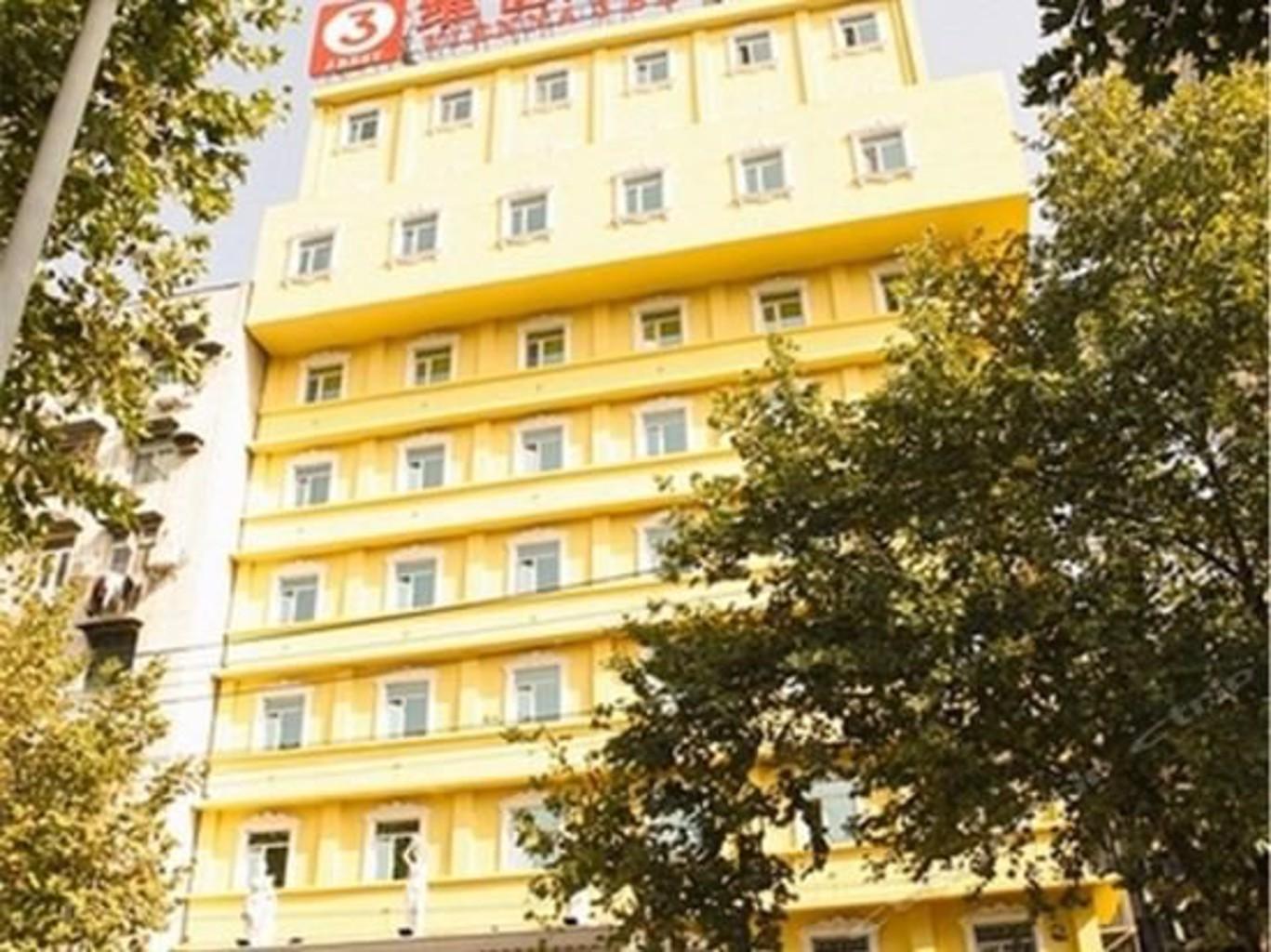 Vienna 3 Best Hotel Wuhan Taibei Road