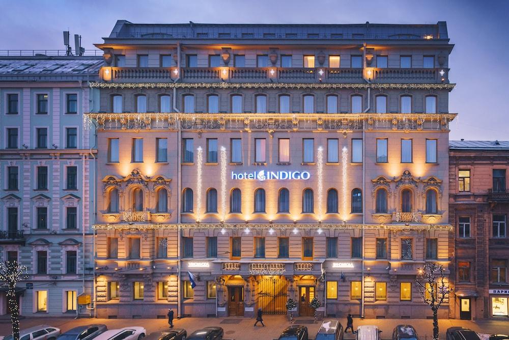 Hotel Indigo St. Petersburg Tchaikovskogo