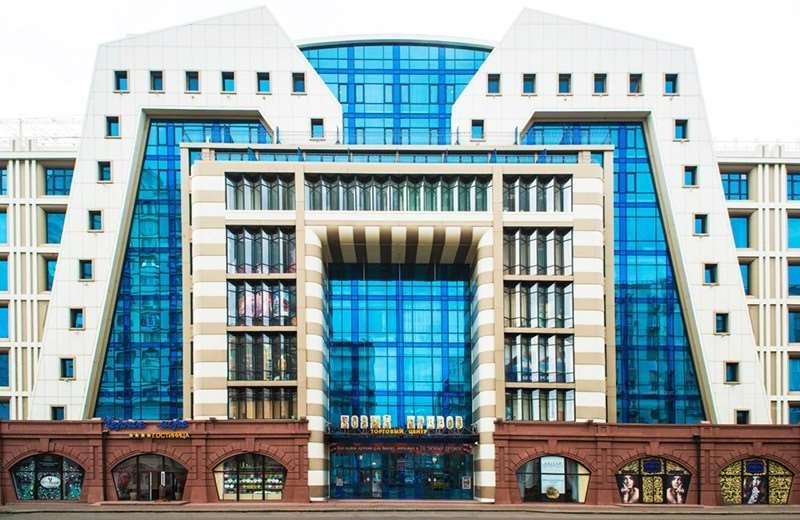 Black Sea Hotel Panteleymonovskaya