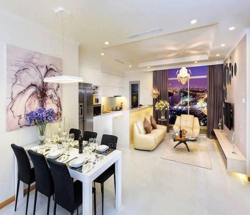 Capitalland's Service Apartment Park 7 Vinhomes