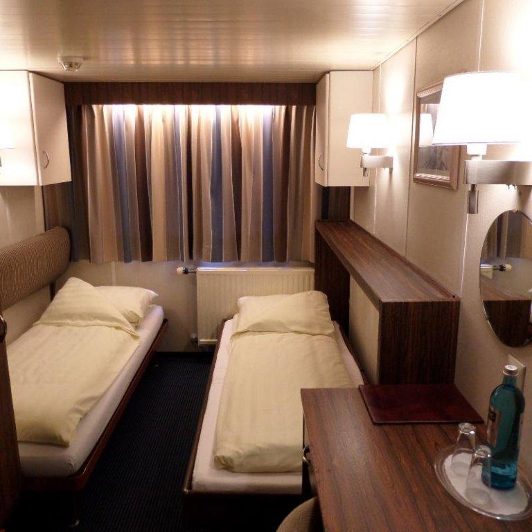 MesseCruise Business Hotelship Frankurt