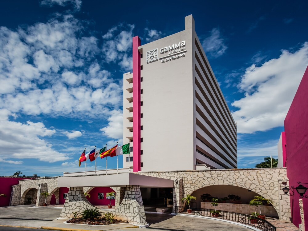 Gamma de Fiesta Inn Merida El Castellano