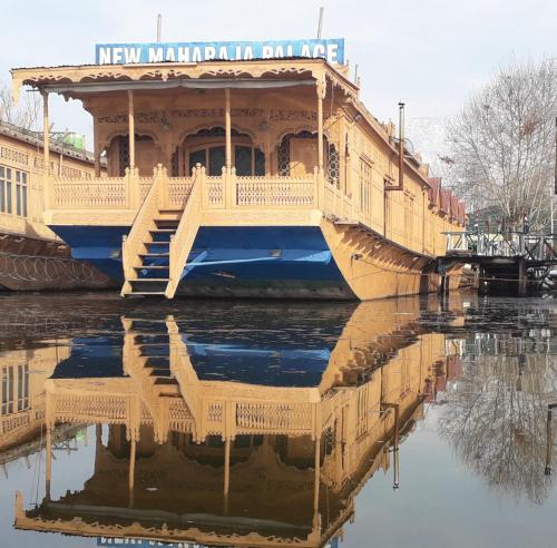 Houseboat New Maharaja Palace