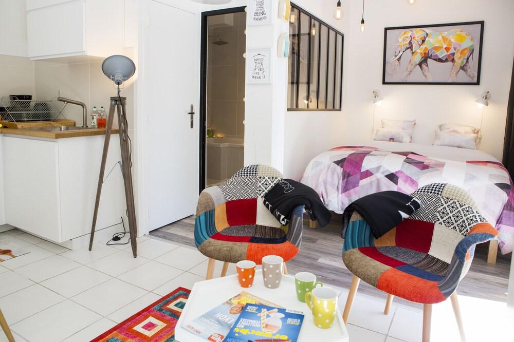 Suite Vieux Lyon Cosy Design