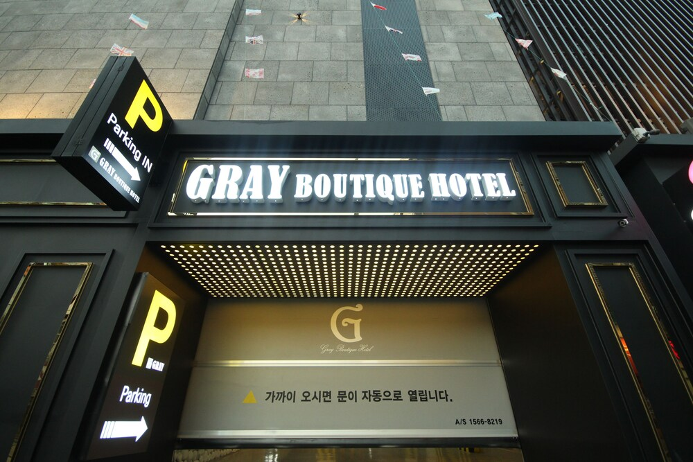 Gallery image of Gray Hotel