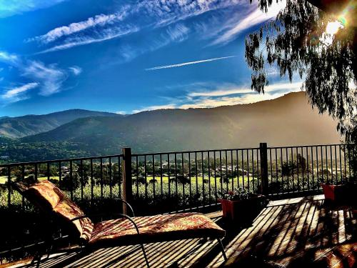 Heavenly View Carmel Valley Home L'Hermitage MV40