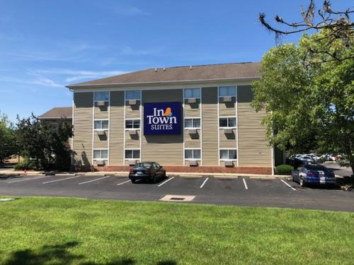 InTown Suites Extended Stay Columbus OH Hilton