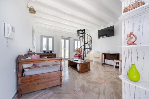 Oia Captain's Villa