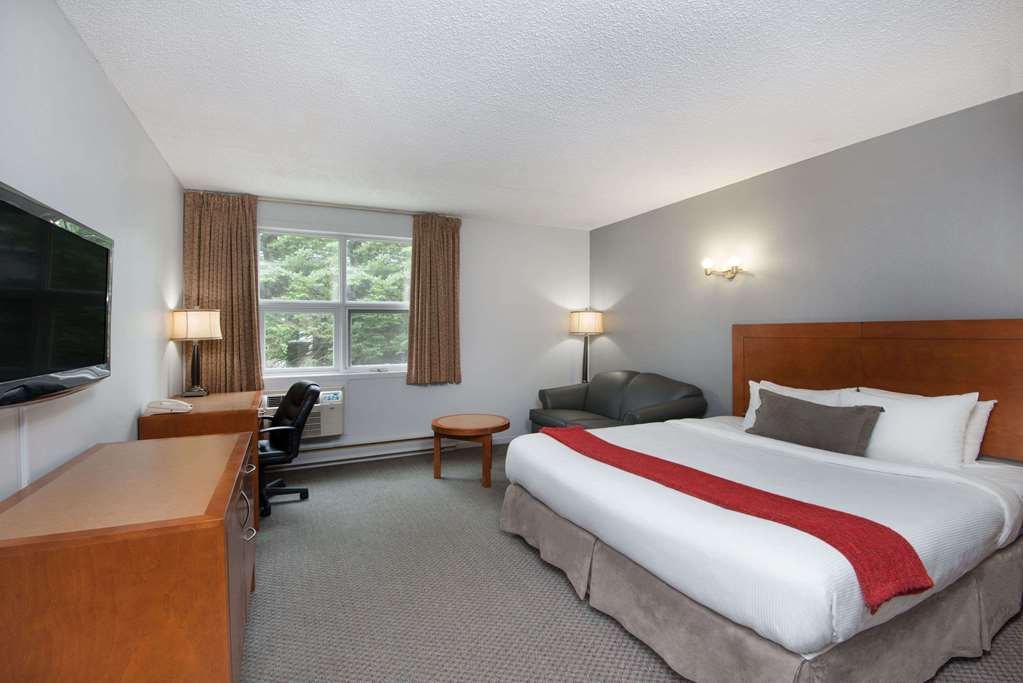 Gallery image of Howard Johnson by Wyndham Quebec City