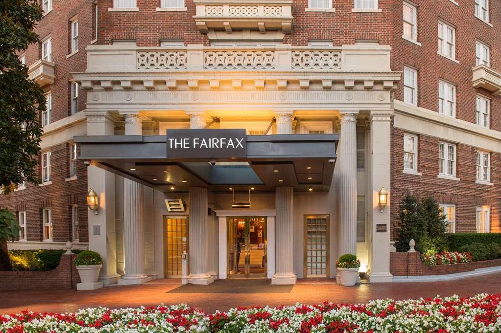 The Fairfax at Embassy Row Washington D.C.