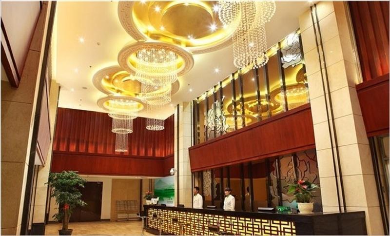 CYTS Shanshui Trends Hotel Nanjing South Railway