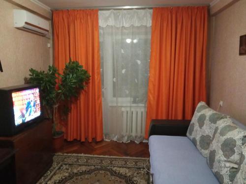 Apartment at Pratsi Boulevard Left Bank Kiev.