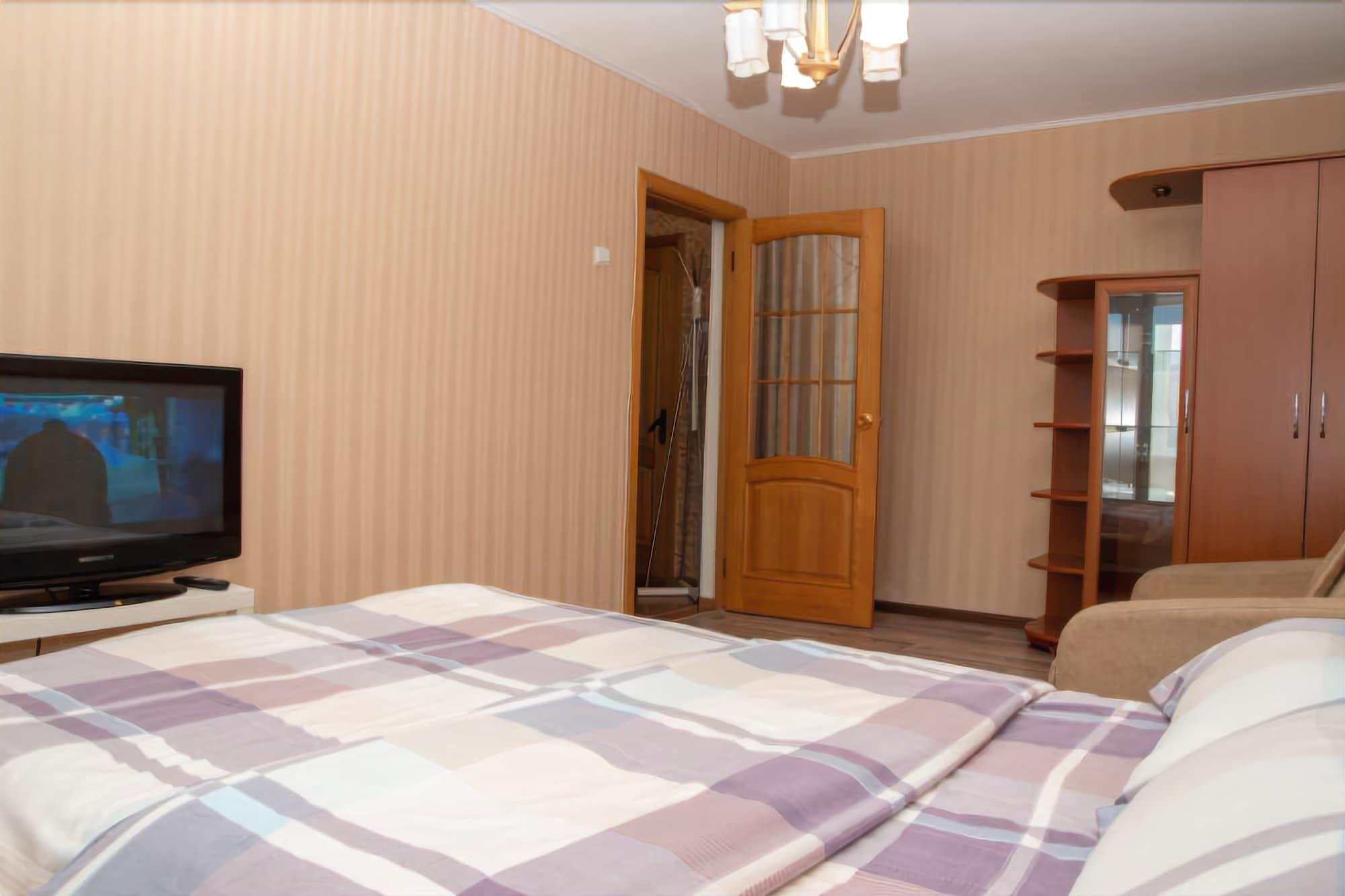 Apartment on Partizanskiy Pr. 17