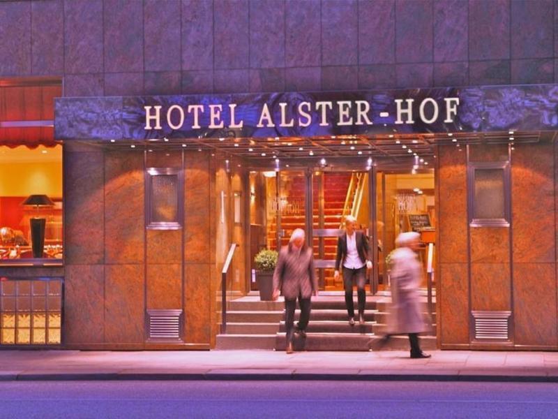 Hotel Alster Hof
