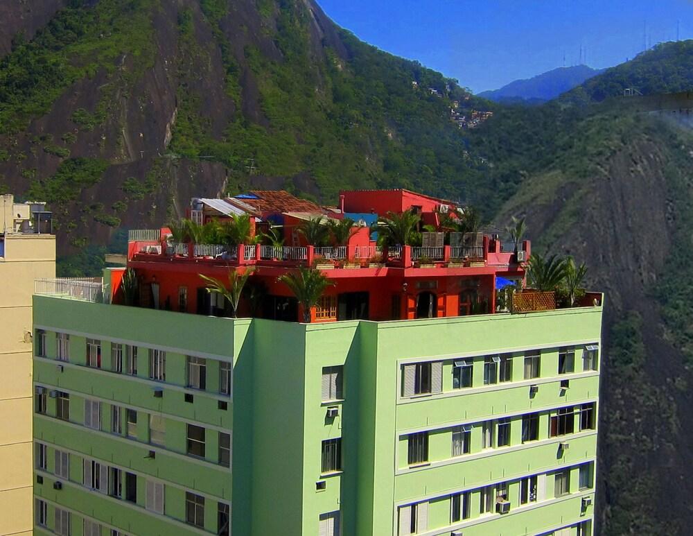 The Coral Penthouse In Rio De Janeiro
