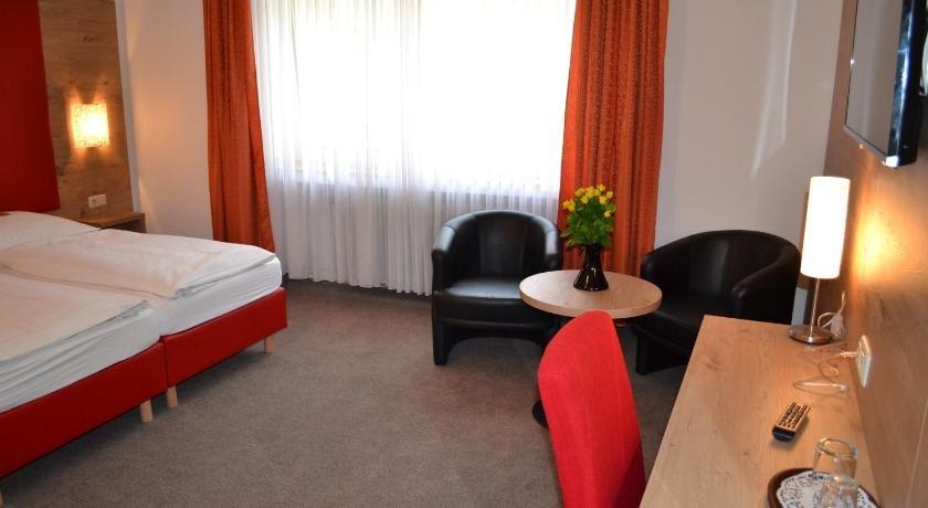 Gallery image of Hotel Minerva Garni
