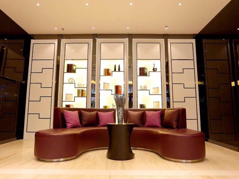 Lavande Hotels Harbin Central Street Baluoke