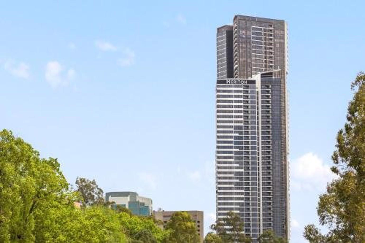 Meriton Suites Church Street Parramatta
