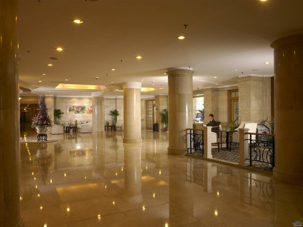 Jin Jiang Nanjing Hotel