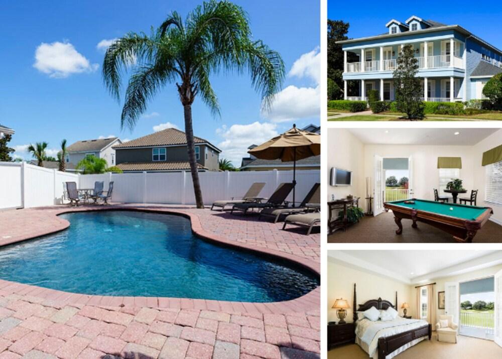 5 Star Private Villa Orlando Villa 1279