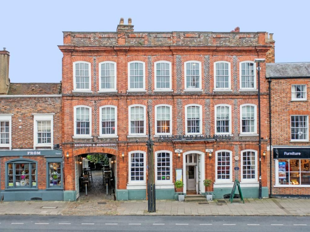 Gallery image of The Spread Eagle Hotel