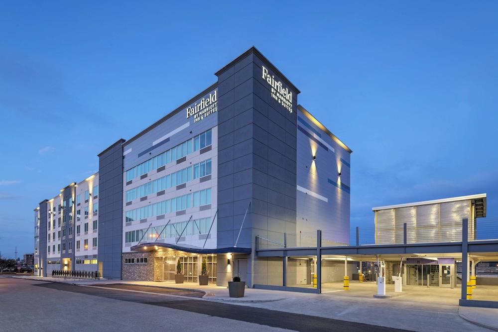 Fairfield Inn & Suites St. Louis Downtown
