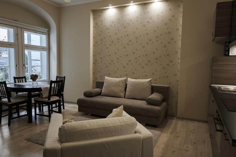 Károlyi Garden Apartment