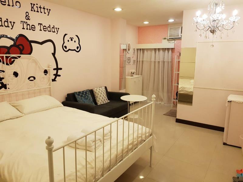 Taipei 101 Dreamy theme cozy room