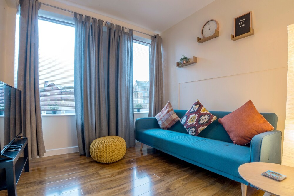 Comfortable Apartment in Central Manchester
