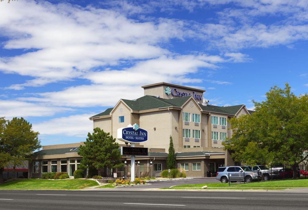 Crystal Inn Hotel & Suites Salt Lake City Downtown