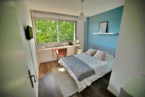 5 chambres confort dans 107m2 LAMAIZ.baratin