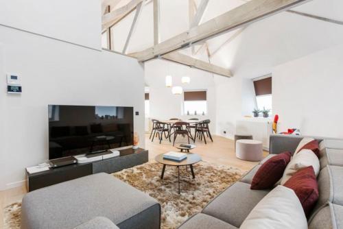 Design Loft near the city of Ghent
