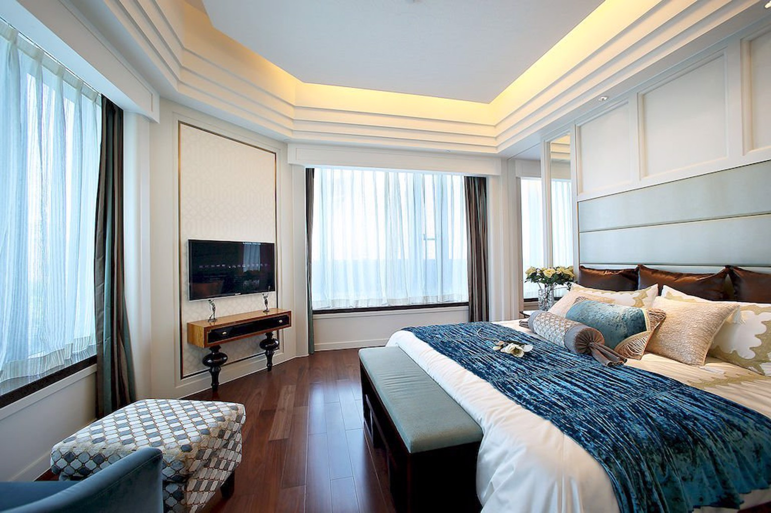 The Oriental Grand Service Apartment