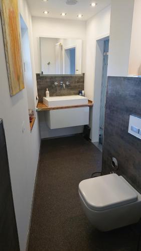Ruhiges Zimmer mit schönem Bad zentrumsnah