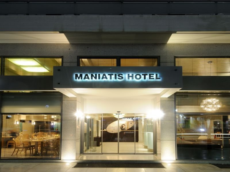 Gallery image of Maniatis Hotel